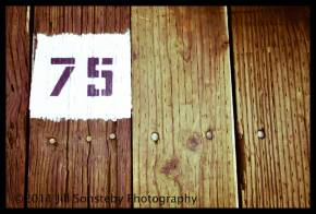 75 in wood