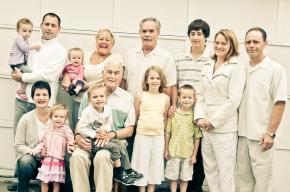 Allen Family - 2011