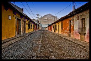 Volcano street