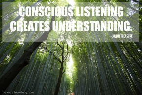 blog post - 5 benefits of listening.poster
